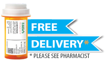 Free Prescription Delivery for for all Prescriptions, Los Angeles, Hollywood, West Hollywood, California