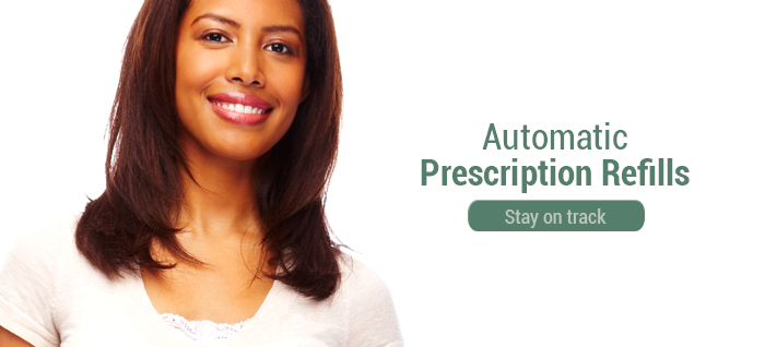 Auto Prescription Refills, free and convenient service at Eddie's Pharmacy