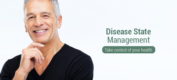 Disease State Management Programs help you to improve your quality of life