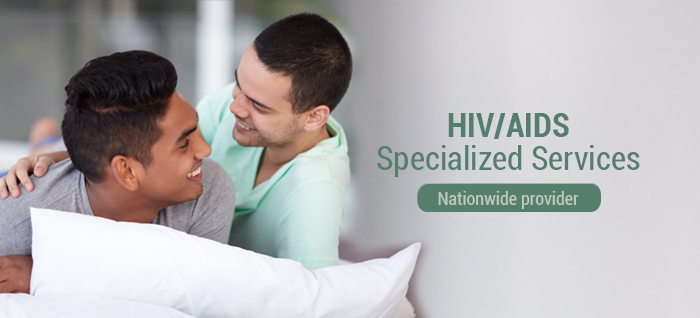 Eddie's Pharmacy is a nationwide provider of HIV/AIDS care