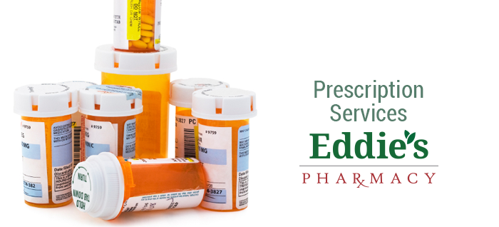 Prescription Services, convenience, personalized care and specialized tools