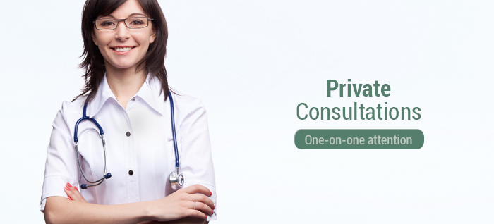 Private Consultations with your Pharmacist at Eddie's Pharmacy